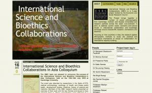 ISBC Website 2010-2012