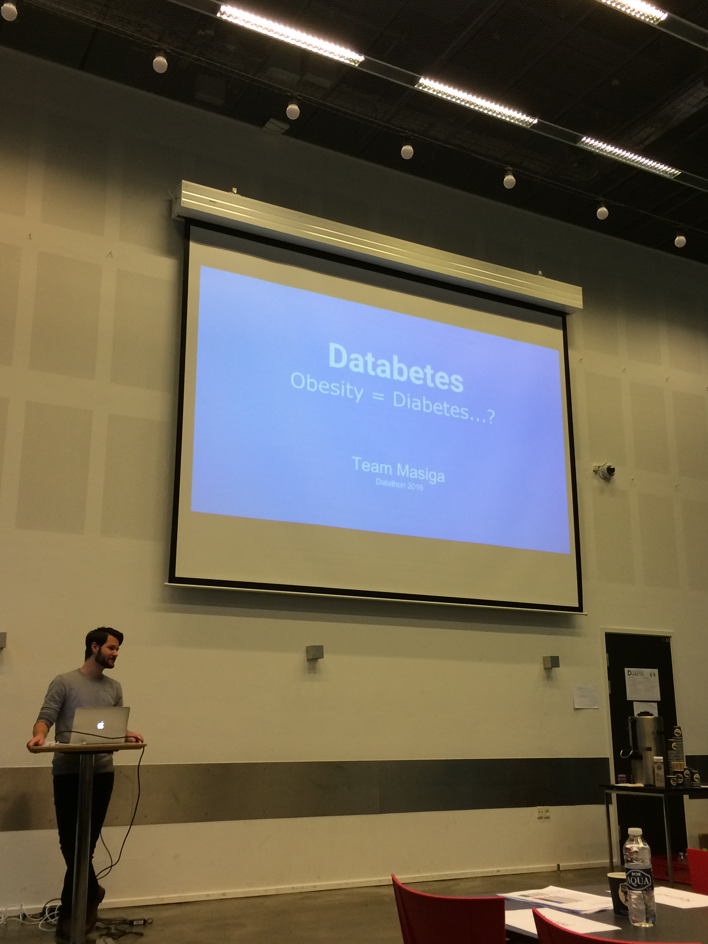 Datathon for Diabetes.