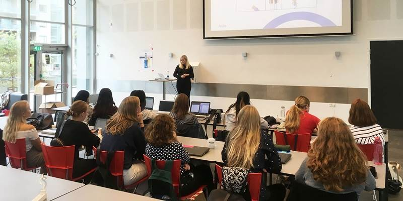 Girls' Day in Science på IT-Universitetet